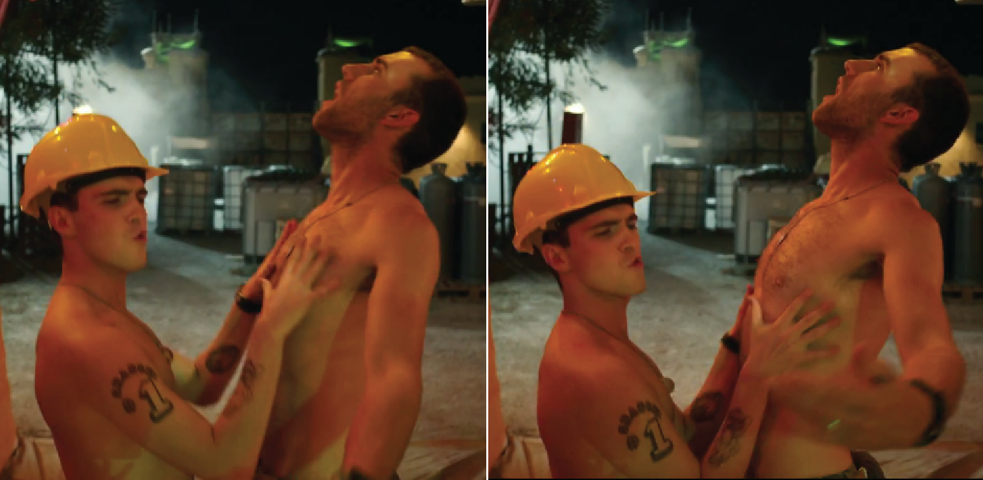 matt lewis shirtless gay 11