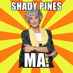 Golden girls the official website of pandora boxx for Why did bea arthur leave golden girls