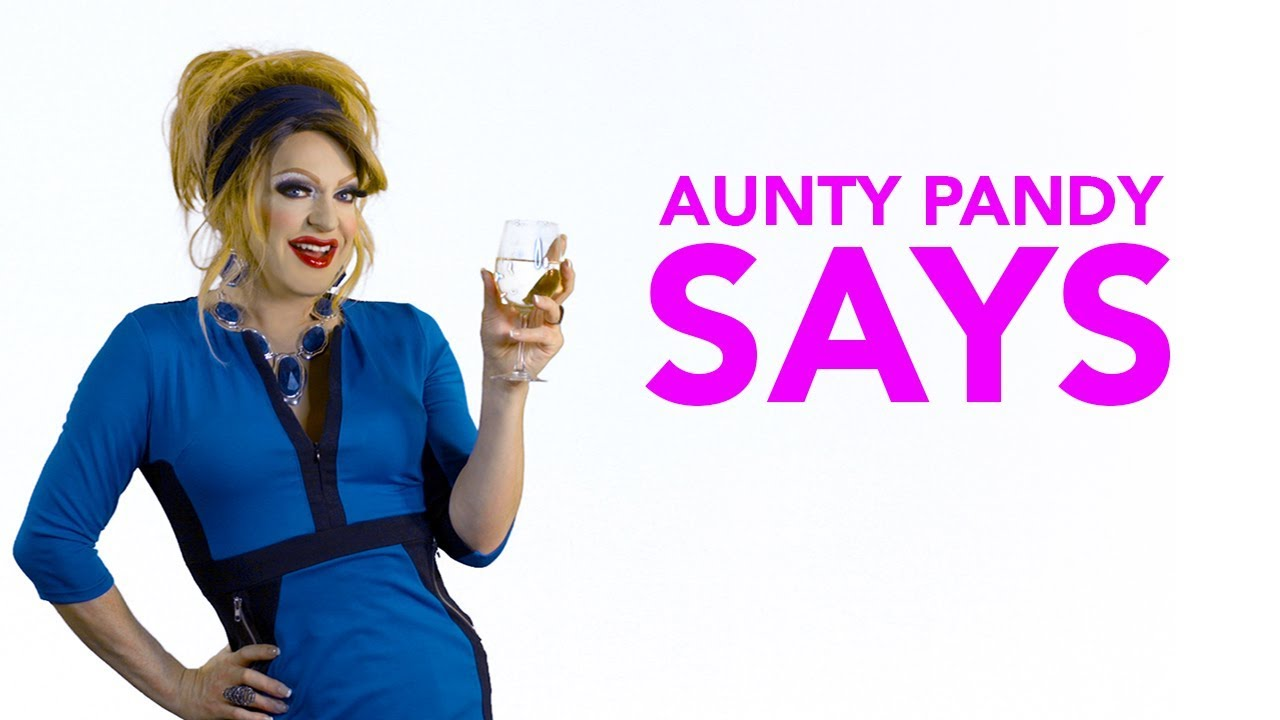 Aunty Pandy Says